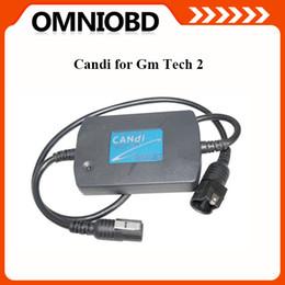 Wholesale Tech2 Auto - 2016 Newly Candi Interface ForTech2 Module Auto Diagnostic Adapter Tech2 CANDI Interface Hottest Selling