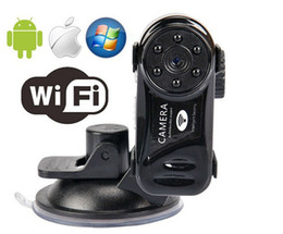 Wholesale Pc Security Dvr - 2017 New Arrival wifi mini dvr P2P Wireless hidden camera Security Surveillance Camera MINI DVR Recorder For Android IOS PC