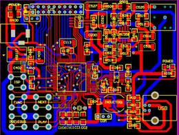 Wholesale Mp3 Codes - MP3 pcb file mp3 design 51 Mcu mp3 schematic and pcb file with source code schematic pdf file