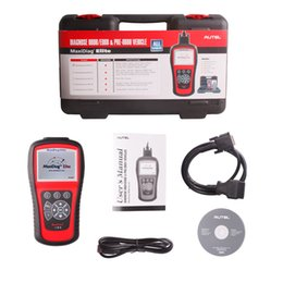 Wholesale Data Stream Reader - Original Autel Maxidiag Elite MD701 With Data Stream Function For Asia Vehicles All System Update Online Autel MD701 With Free Shipping