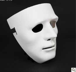 Wholesale Hip Funding - Genuine JabbaWockeeZ mask dancers dance together in common luminous luminous ghost dance hip-hop mask wholesale funds