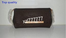 Wholesale Eva Clutch - Free Shipping !Hight Quality Famous Genuine Leather Handbag Women Shoulder Bag 40718 favorite purse 40717 lady clutches eva crossbody