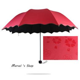 Wholesale Vintage Sun Parasols - Wholesale-2015 Candy Color Parasol Ombrello UV Umbrella Vintage Lace Sun Umbrella Female Ladies Beach Umbrella Rain Women Free Shipping