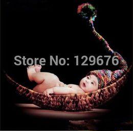 2019 schnelle schlinge kamera New Style Baby Fotografie Studio Requisiten Studio Requisiten Neugeborenen einhundert Tage Foto Korb natürliche Pampasgrass Mond Boot