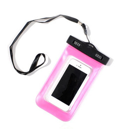 Wholesale Mp4 Cases - 2014 newest Underwater PVC Premium Waterproof Bag Case Pouch for Mobile phone Mp3 Mp4 Dry Bag