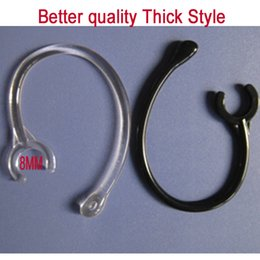 Wholesale Ear Loops - Ear Hook Loop Clip Replacement Bluetooth Repair Parts One size fits most 8mm Free shipping