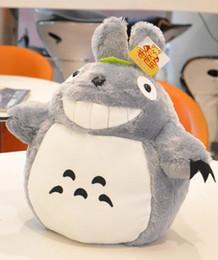 Vidéo de poupée japonaise en Ligne-20cm, 1 Pcs Mignon Japon Anime Figure Mon Voisin Totoro Peluche En Peluche Peluche Jouets Poupée