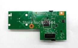 Wholesale Pcb Xbox - 10pcs! RF Power Switch Eject Controller Sync Switch PCB Module Board for Xbox 360 Slim switch board cable