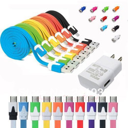 Wholesale Data Car Charger - New 2.0 AMP Wall +Car Charger + Micro USB Data Cable For Samsung Galaxy S4& HTC