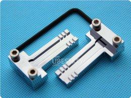Wholesale Locksmith Cutting - high quality T-type Mecerdas Ben-zi 2 track key Clamp locksmith tool key cutting machine free shipping