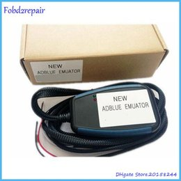 Wholesale Mercedes Module - Fobd2repair AdBlue Emulator box for benz truck repair Emulator module for mercedes