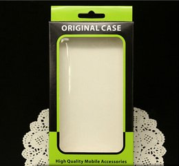 Wholesale Iphone 4s Original Box - IN STOCK Original Case paper retail Package Cell Phone Cases cover Packaging For iPhone 6 5 5S 4 4s Green Paper Box