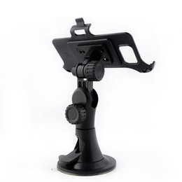 Подставки для подставок онлайн-Wholesale-In Car Windshield Suction Mount Cradle Holder Bracket For  Galaxy S6/S6 Edge EN4228