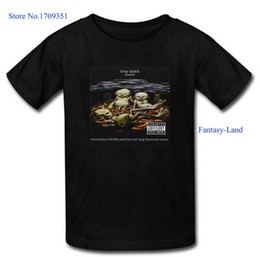 Wholesale Dog Fantasy - Fantasy-Land Chocolate Starfish and the Hot Dog...Limp Bizkit Printed Men's Casual Cotton Short T Shirt Free Shipping