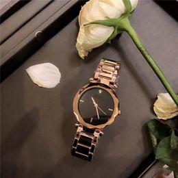 Wholesale S Shocks - 2017 New Fashion wrist watches Top Selling Luxury brand High-quality Quartz watches personality series Women 's Quartz teel strip Wholesale
