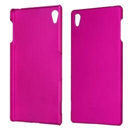 Wholesale Hard Plastic Case S2 - For Samsung Galaxy S6 Edge S3 S4 S2 Alpha G850F Sony Z3 Mini Z4 LG G4 HTC M7 M9 Colorful Rubberized Matte Hard PC Plastic Cases cover 500pcs