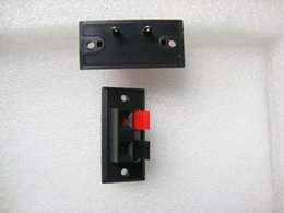 Wholesale Extension Boards - The new two-wire junction amp socket junction box clamp terminal block wiring board terminal