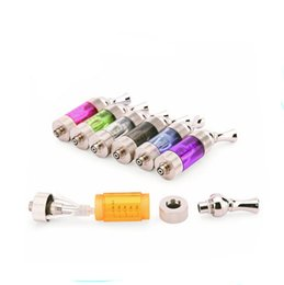 Wholesale Dual Coil Tank Cartomizer - innokin Iclear 30 Atomizer clearomizer Clone E Cigarette cartomizer iclear 30S Dual Coil clearomizer iclear 30S tank for istick by DHL