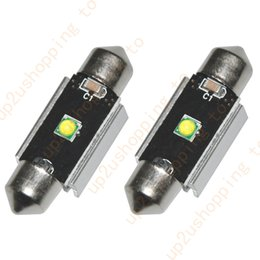 "Wholesale Smd Festoon Light - 2 x 36MM-38MM 1.42"" 6413 6475 Dome Festoon 3535-SMD LED Light Bulb High Power for free shipping"