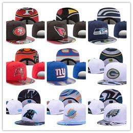 Wholesale Popular Football - Good Sale Wholesale popular five stars snapback custom all teams football baseball basketball America Sports Snapback hats adjusted caps