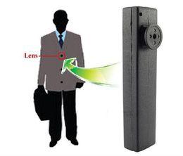 Wholesale Pinhole Voice Recorder - Mini Spy Button Camera Hidden Pinhole Camera Mini DV Built-in 4G DVR Voice Video Recorder Freeshipping
