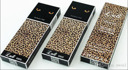 Wholesale Leopard Ecig - 2015 new Sexy Leopard design ecig luli disposable e-cigarette E-CIG For Women 3PCS Box