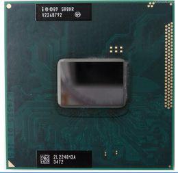 Celeron B830 portable original CPU double cœur Mobile Celeron B830 SR0HR 1.8Ghz / L3 2M support HM65 HM67 HM75 HM76 HM77 chipset 32 nm 988 broches ? partir de fabricateur