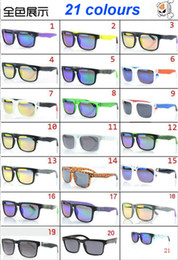 Wholesale Sunglasses Helm Block - 2015 New Style KEN BLOCK HELM Brand Cycling Sports Outdoor Men Women Optic Polarized Sunglasses DHL Free shipping 21 colors AAAA+Quality