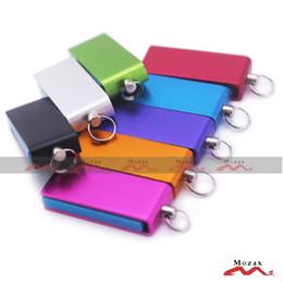 Wholesale Usb Memory 16 - 1PCS 1 2 4 8 16 32 64 GB Memory FLash USB Drive Thumb Stick Pendrive Mini Cute Simple Design Metal