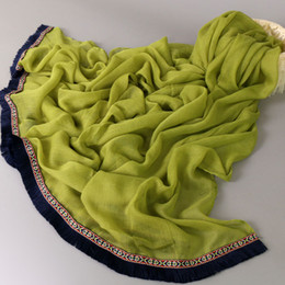 Kids Scarf Chevron Pink Green Pictures Muffler Winter Warm Bandelet For Girls