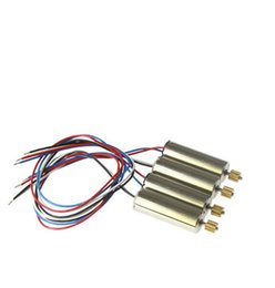 Wholesale Engine Rc Airplane - Original 4PCS Syma X5 X5C X5C-1 X5C-07 X5C-08 Motor RC Quadcopter Spare Parts Motor X5C VS JXD385 V252 H107 X5-05 Replacements Accessories
