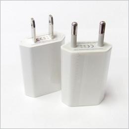 Canada Bonne qualité A ++ 5V 1000ma 1A Universal UE Plug US Slim chargeur mural USB Adaptateur secteur pour téléphone 5 6 7 8 X Chargeurs USB téléphone portable MQ2000 Offre