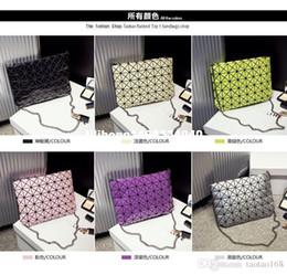 Wholesale Small Pvc Shopping Bags - Fashion bao geometry baobao PU Leather shoulder bag shopping bag handbag tote purse free shipping