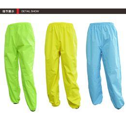 Wholesale Clothing Waterproof Woman - 2016 NEW EEDA Men Women Waterproof Rainproof Outdoor Mountain Bicycle Bike Cycling Pants Trousers Cycling Clothing