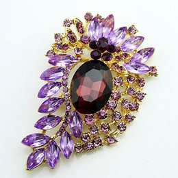 Wholesale Anchor Manufacturers - Foreign selling new and unique glass resin brooch brooch clothing accessories manufacturers wholesale hats