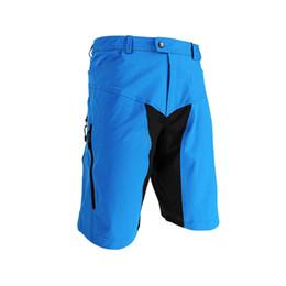 Wholesale Downhill Shorts - 2016 New Brand Cycling Shorts Men MTB DOWNHILL Mountain Bike Bicycle Shorts Wear Jersey 4Size M-XXL