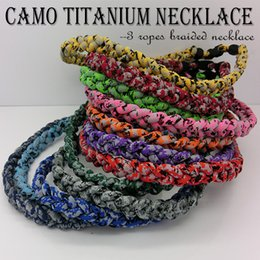 Wholesale Necklace For Teen - chokers necklaces for women pendant necklace long chain for men necklaces 2018 new camo kids teens adults baseball softball funs