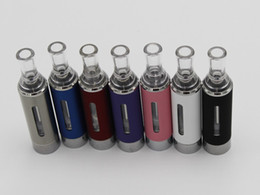 Wholesale electronic cigarette multi color - New Evod BCC MT3 Atomizer Ego Clearomizer Atomizer Electronic Cigarettes Vaporizer Multi-color Atomizer for 510 Threading battery