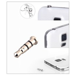 Wholesale Intelligent Doll - Smart Key v2.0 Click Quick Button Dustproof Plug Intelligent Shortcut for Andriod 4.0 Above Smartphone 3.5mm Headphone Jack