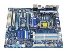 Wholesale I7 Cpu 1156 - Wholesale-100% original motherboard for Gigabyte GA-P55-UD4 P55 Desktop motherborad P55-UD4 LGA 1156 DDR3 16G for i5 i7 cpu Free shipping