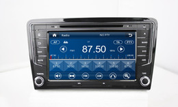 "Wholesale Volkswagen Santana - HD 2 din 8"" Car Radio Car DVD GPS for VW Volkswagen BORA SANTANA With Bluetooth IPOD TV Radio SWC USB AUX IN"