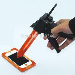 Wholesale Iphone Loca Glue - Free shipping UV glue LOCA liquid optical clear adhesive + UV Glue gun helper repair tool For LCD touch screen Iphone samsung order<$18no tr