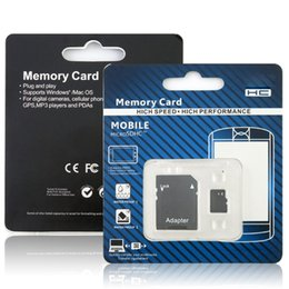 Wholesale Real Micro Sd Card 8gb - Real Capacity Class 10 Memory Cards C10 micro sd cards 8gb 16gb TF Cards Tested H2testw for car netivation recorders stable and fast