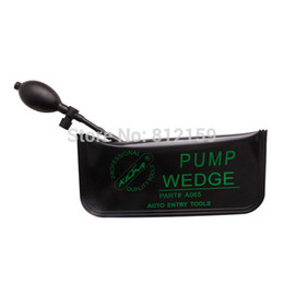 Wholesale Air Wedge Free Shipping - Free shipping!! 2014 Hot sale KLOM New Bigger Air Wedge (black)