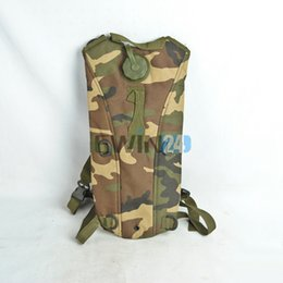 Wholesale Tactical Assault Backpack Hydration - 50pcs Multicolor 3L Hydration Packs Tactical Water Bag Assault Backpack Hiking Pouch New and Hot Selling