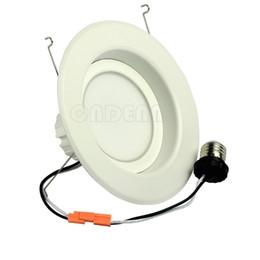 2019 lâmpadas altas 6 Polegada de Alto brilho Dimmable 15 W Led Downlight LEVOU Recesso Retrofit Dispositivo Elétrico Kit Lâmpada de teto 120 V E26 lâmpadas altas barato