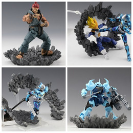 Wholesale Naruto Base - Anime Toy Figure Collection Effect Base Figure Model Table Display Stand Model Scenes Accessories For DBZ One Piece Naruto Bleach SHF etc