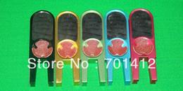Wholesale Cues Sticks - Wholesale- U shape multifunction tip tools Pool Billiard Cue Stick Tip Tool Shaper Scuffer Tapper Tip Prick billiard tip trimmer