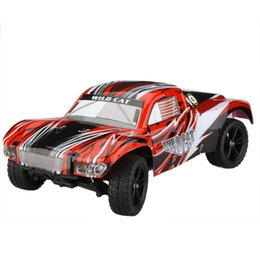 Wholesale Rtr Electric Truck - Electric 1 10th Scale Model YiKong Inspira E10SC-BL 4WD Brushless RC Truck RTR voiture telecommande