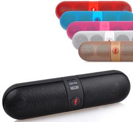 sem comprimidos Desconto Novo bluetooth speaker sem fio mini esporte ao ar livre portátil estéreo com microfone hand-free para iphone samsung tablet pc